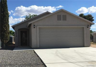 Kingman Single Family Home For Sale: 2412 Emerson