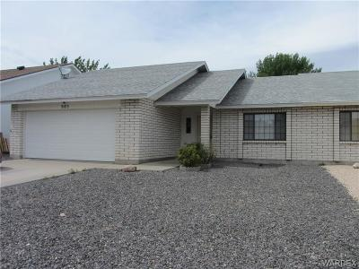 Kingman Single Family Home For Sale: 985 Canyon Shadows Drive