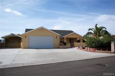 Bullhead Single Family Home For Sale: 3453 Sunflower Drive