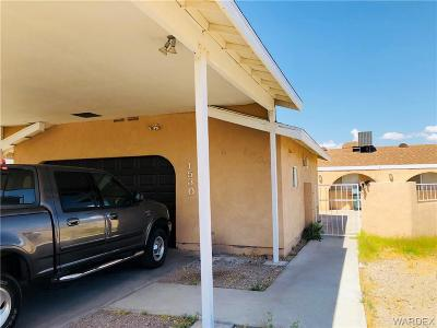 Bullhead Single Family Home For Sale: 1530 Loma Vista Rd.