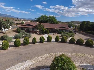 Kingman Single Family Home For Sale: 630 Shadow Mountain Drive