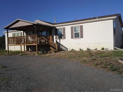 Mohave County Manufactured Home For Sale: 2790 N Diamond M Ranch Road #31