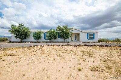 Mohave County Manufactured Home For Sale: 3564 N Hoover Road