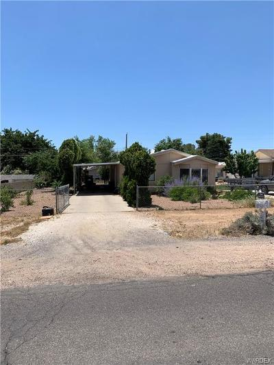 Kingman AZ Manufactured Home For Sale: $104,900