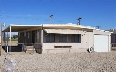 Mohave Valley Manufactured Home For Sale: 8011 Green Valley Road