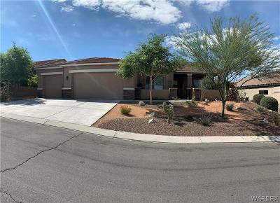 Bullhead Single Family Home For Sale: 2966 Fort Mojave Drive