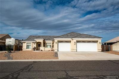 Fort Mohave Single Family Home For Sale: 6093 S Klamath Loop