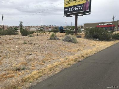 Bullhead Residential Lots & Land For Sale: 3660 Frontage Road