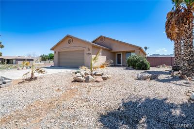 Kingman Single Family Home For Sale: 10106 N Concho Drive