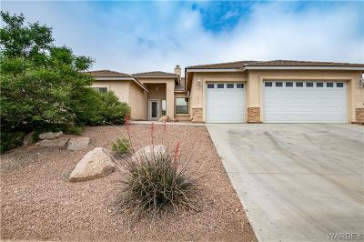 Kingman Single Family Home For Sale: 2225 Mesa Drive