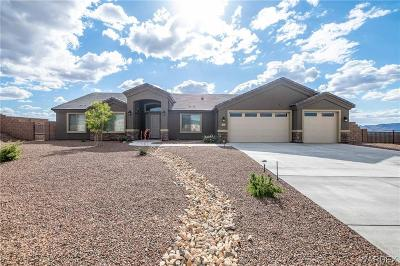 Kingman Single Family Home For Sale: 2045 Comanche Drive