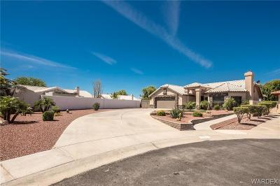 Bullhead Single Family Home For Sale: 2250 Coconino Place