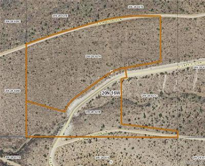 Lazy Y-U Phase 4, Lazy Y-U Ranch Residential Lots & Land For Sale: 21.45 Acres E Stagecoach Drive