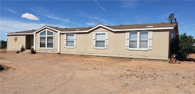 Golden Valley Manufactured Home For Sale: 4713 N Ehrenberg Road