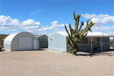 Mohave County Manufactured Home For Sale: 415 W Diamond Creek Lane