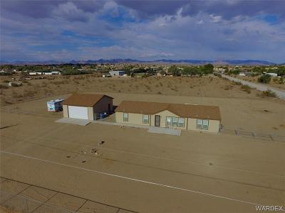 Fort Mohave Manufactured Home For Sale: 5370 S Cholla Drive