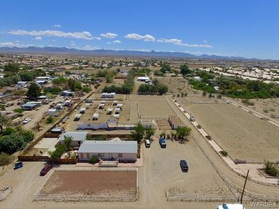 Mohave County Manufactured Home For Sale: 5460 S Cholla Drive
