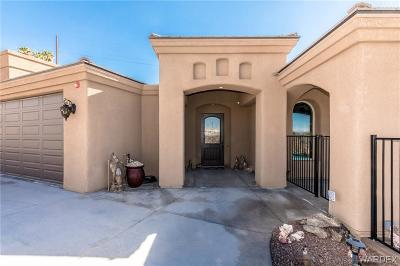 Lake Havasu City Single Family Home For Sale: 3560 Kicking Horse Drive
