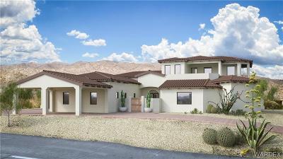 Lake Havasu Single Family Home For Sale: 2061 Circula De Hacienda