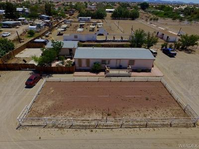 Fort Mohave Manufactured Home For Sale: 5460 S Cholla Drive