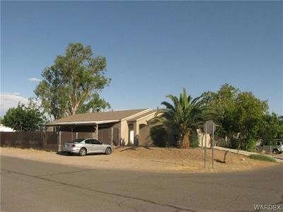 Fort Mohave Single Family Home For Sale: 4554 S Calle Ranchita