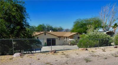 Topock/golden Shores Single Family Home For Sale: 5270 E Supai Drive