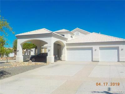 Bullhead Single Family Home For Sale: 1909 Marble Canyon Drive