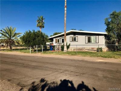 Bullhead Single Family Home For Sale: 711 Daisy Drive