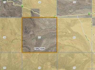 Golden Valley Residential Lots & Land For Sale: 7500- 8519 W Oatman Hwy Highway