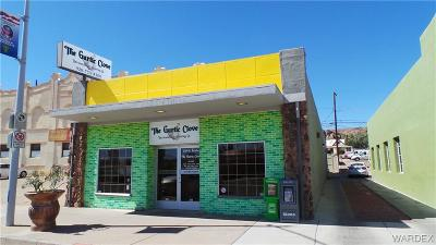 Kingman Commercial For Sale: 509 E Beale Street