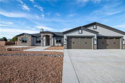 Kingman Single Family Home For Sale: 3359 Gold Canyon Court