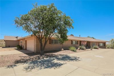 Kingman Single Family Home For Sale: 3130 Hualapai Mountain Road