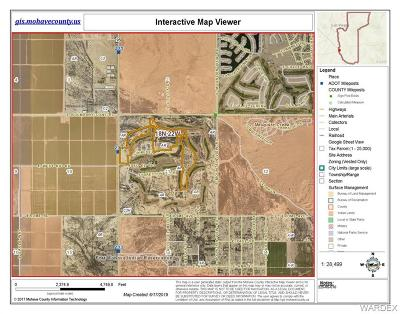 Mohave Valley Residential Lots & Land For Sale: 1 Paseo El Rio