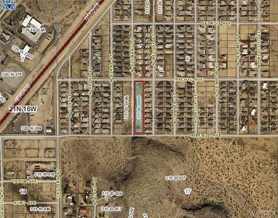 Kingman Residential Lots & Land For Sale: 15 Lots N Stewart