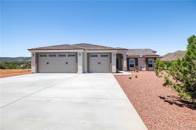 Kingman Single Family Home For Sale: 5927 N Harbor Bay