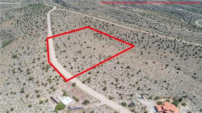 Kingman Residential Lots & Land For Sale: 0000 E Stagecoach Drive