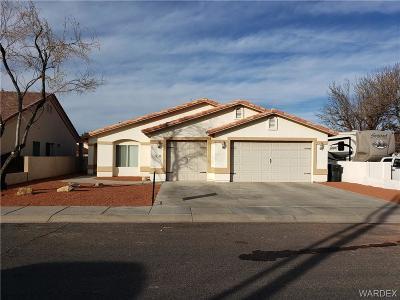 Kingman Single Family Home For Sale: 1057 Gates Avenue