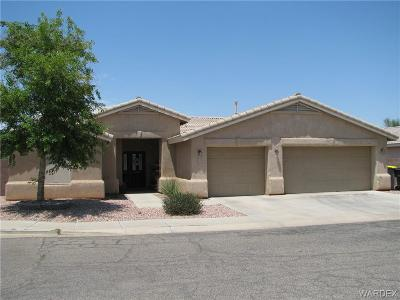 Mohave Valley Single Family Home For Sale: 2411 E Saguaro Drive
