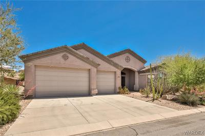 Bullhead Single Family Home For Sale: 2754 Sidewheel Drive