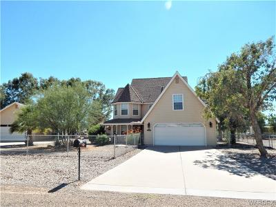 Mohave Valley Single Family Home For Sale: 8129 S Carob Drive