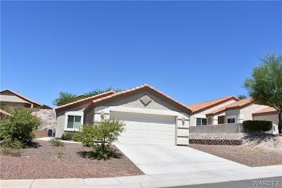 Bullhead Single Family Home For Sale: 3051 Milano Drive