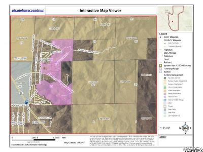 Golden Valley Residential Lots & Land For Sale: 458.85 Acres Ranch Road