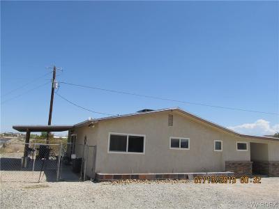 Topock/Golden Shores Single Family Home For Sale: 4797 E Pinta Drive