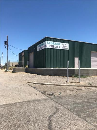 Fort Mohave Commercial For Sale: 4675 S Apollo Street