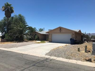 Fort Mohave Single Family Home For Sale: 4623 S Rio Camino Loop