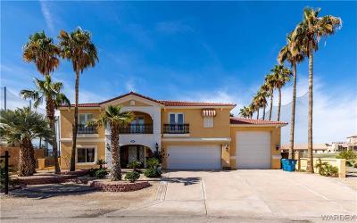 Lake Havasu Single Family Home For Sale: 670 Via Del Lago