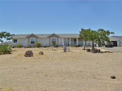Golden Valley Manufactured Home For Sale: 4217 N Dilkon Road
