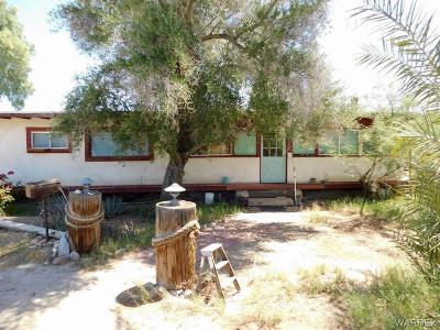 Fort Mohave Manufactured Home For Sale: 5490 Jackrabbit Drive