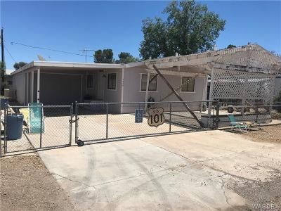 Mohave County Manufactured Home For Sale: 7936 S Mallard Street