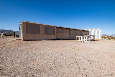 Golden Valley Manufactured Home For Sale: 4021 N Dome Road
